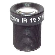 "China Kingopt 1/2.5"" Fixed <b>12mm</b> EFL <b>5</b> Megapixel Camera <b>CCTV</b> ..."