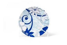 <b>Набор десертных тарелок</b> 19 см 6 шт/уп из коллекции <b>Bleu</b> Sky ...
