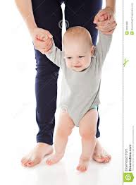 Image result for pictures of baby first steps