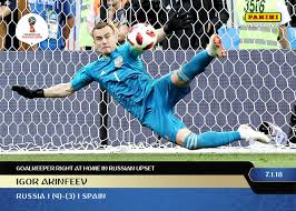"""Panini Digital on Twitter: """"Relive <b>Akinfeev's big</b> save with the newest ..."""