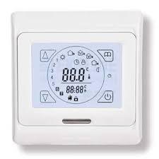 Купить <b>Терморегулятор</b> Е 91.716 программируемый, сенсорн ...