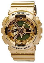 Наручные <b>часы CASIO GA</b>-<b>110GD</b>-9A — купить по выгодной цене ...