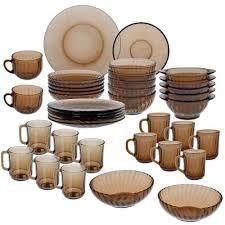 <b>Набор столовой посуды GLASS</b> INDUSTRY, Elica, 40 предметов ...