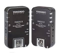 <b>Радиосинхронизатор YongNuo YN 622N II</b> для Nikon - ElfaBrest