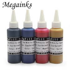 400ML /Set <b>Eco Solvent Ink</b> for Roland for Mimaki for <b>Mutoh</b> or DX4 ...