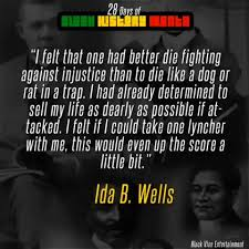 Ida B Wells Lynching Quotes. QuotesGram