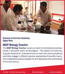 amman academy careers employment linkedin ibdp opportunities apply now using this link buff ly