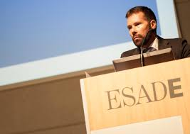 law school esade it s important to link academic training to the outside world and to the reality of the economy business and society