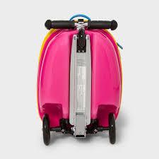 Детский <b>чемодан самокат Zinc</b> Flyte <b>Betty</b> розового цвета для ...