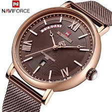 NAVIFORCE 3006 Watch <b>Men Fashion</b> Business Watches <b>Men's</b> ...