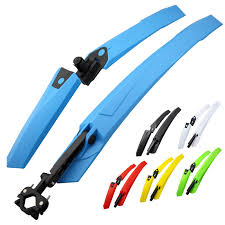 <b>Bicycle Fender</b> Set Quick release Mountain <b>Bike</b> Front Rear ...
