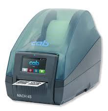 Руководство по эксплуатации принтера этикеток MACH 4S