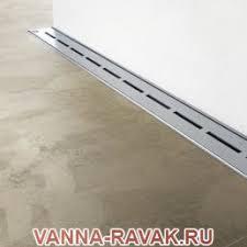 <b>Душевой канал</b> Ravak Runway с креплением к стене Ravak   Равак