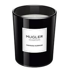 Парфюмированная <b>свеча Les</b> Exceptions Fougere Furieuse - <b>Mugler</b>