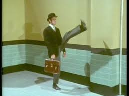 And Now For Something Completely Familiar…Monty Python