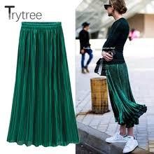 <b>long rainbow</b> skirt