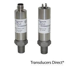 TD1200 <b>Absolute Pressure Transducer</b> - Ultra High Resolution