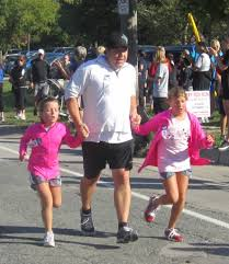 terry fox run draws runners and walkers for the k course that big