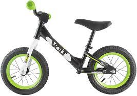 <b>Беговел TechTeam Volt</b> (зеленый) купить в интернет-магазине ...