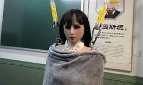 China's first <b>sex doll</b> experience inn closed by police for reasons that ...
