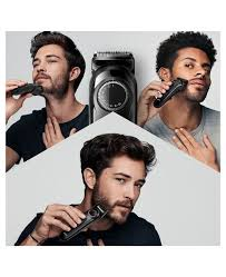 Braun | <b>Beard Trimmer</b> and <b>Hair Clipper</b> with 20 Length Settings ...