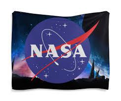 "Гобелен 180х145 ""<b>NASA</b> | <b>НАСА</b>"" #2161484 от The Spaceway ..."