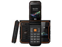 Сотовый телефон BQ 2822 Dragon Black Orange - Чижик