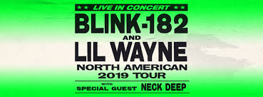 <b>BLINK</b>-<b>182</b> & LIL WAYNE* - Merriweather