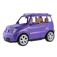 barbie glam suv vehicle violet toys r us product description