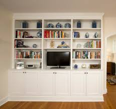 wasington dc custom built in entertainment unit contractor designers four brothers llc built living room