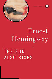 the sun also rises scribner classics ernest hemingway the sun also rises scribner classics ernest hemingway 9780684830513 com books