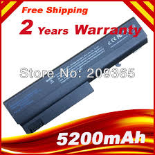 5200MAH Laptop <b>Battery For HP</b> Compaq 6710b 6710s 6715b ...