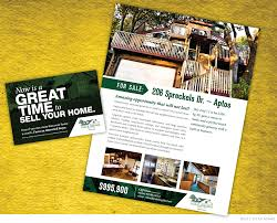 tyler adams design a graphic design blog jdk real estate flyer jdk real estate flyer postcard