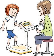 「小児と身体測定」の画像検索結果