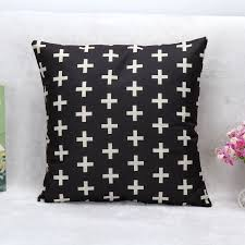 fashion decorative throw pillows bench cushions chaise lounge cushion cover bedroom decorative stripe printed throw pillow bedroom chaise lounge covers