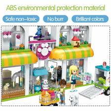 LEGO <b>Building</b> Toys 491pcs Girl Series Friends Heartlake <b>City</b> ...