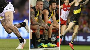 AFL <b>2019</b>: Dustin <b>Martin boots</b>, changing brands after tearing up ...