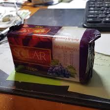 <b>Мыло хозяйственное SOLAR 250</b> гр Виноград – купить в Москве ...