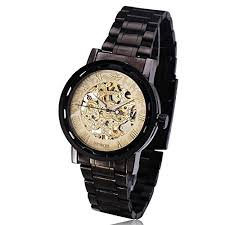 SEWOR Brand <b>Watch</b>,<b>Mens Luxury</b> Classic <b>Skeleton</b> Mechanical ...