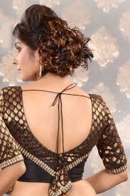 best images about blouse designs hand embroidery black gold raw silk brocade combo weaved blouse bl393