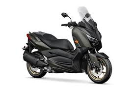 2020 <b>Yamaha</b> XMAX Scooter Motorcycle - Model Home