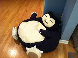 Image result for giant pokemon bean bag