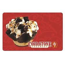 $10 Cold Stone Creamery Gift Card, 5 pk. - BJs WholeSale Club