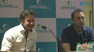 why netmeds is s most trusted pharmacy cashkaro netmeds founders bruce schwack and pradeep dadha