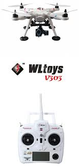 Обзор <b>квадрокоптера WLtoys</b> V303