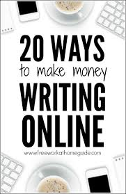 best ideas about legit online jobs work from 20 ways to make money online writing jobs