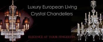 <b>Luxury Chandeliers</b>