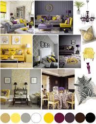 room grey yellow beige