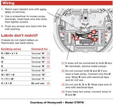 honeywell wiring diagrams honeywell image wiring honeywell thermostat wiring instructions diy house help on honeywell wiring diagrams