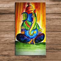 Canvas <b>Oil Paintings Elephants</b> Canada | Best Selling Canvas Oil ...